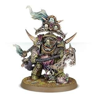 Warhammer 40k Lord of Contagion