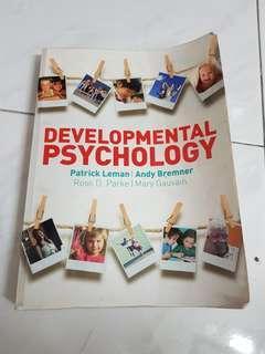 PL3234 Developmental Psychology