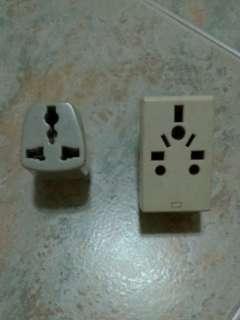 Plug socket **Moving Out Sale**