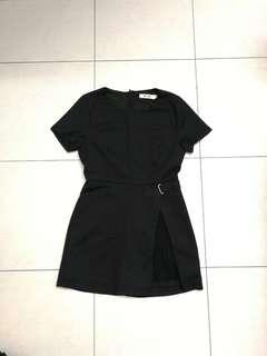 Brand new dress with inner pants jumpsuit