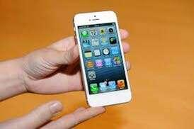 iPhone 5 64gb Silver/White