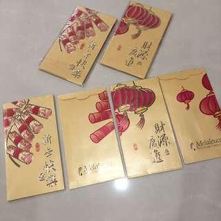 🚚 Red Packets - Melaleuca