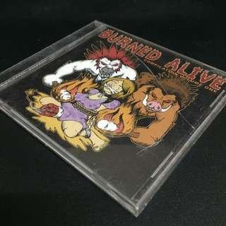 Burned Alive Compilation - Vol 1 (CD)