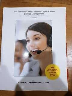Service Management Textbook