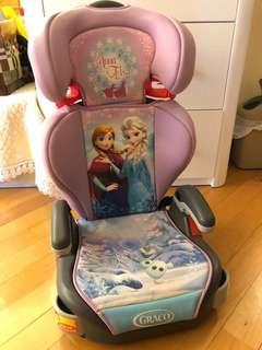 Car Seat (frozen 公主)