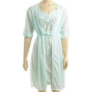 Lingerie Yunyny Lace Kimono Set