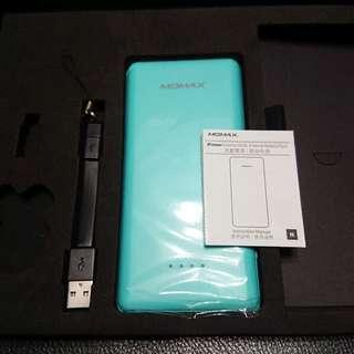 全新 Momax minimal dual charger 充電 尿袋