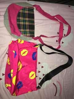 Grab sling bag bundle
