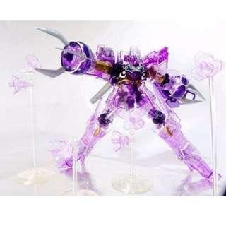 請看推廣優惠 彩色透明限定版 BANDAI 全新未砌 HG 1/144 羅森祖魯 Rozen Zulu Unicorn Gundam 高達模型 2