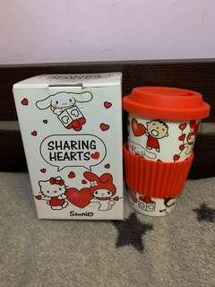 Sanrio陶瓷杯Hello Kitty Melody Twins Star 大口仔 玉桂狗 Kuromi 特別版 非賣品 珍藏 罕有 清屋