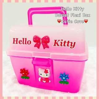 *IN STOCK IN SG* Hello Kitty Dorset Flexi Box