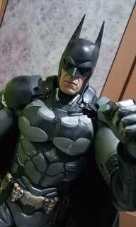 Huge 1/4 scale Batman arkham knight figurine by NECA (not hot toys 1/12) quarter scale