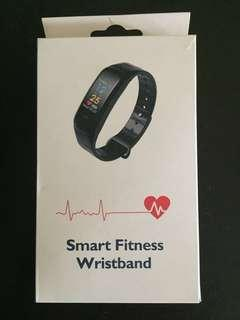 Brand New Smart Watch Fitness Wristband heart tracker for health and wellness, vitality