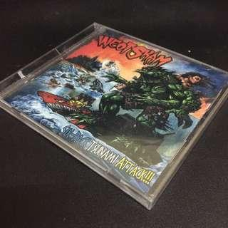Weot Skam - Six Pack Tsunami Attack (CD)