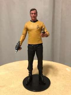 Star Trek Captain Kirk 7 inches