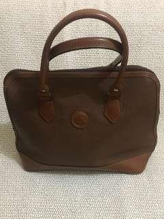 Leather handbag From Japan