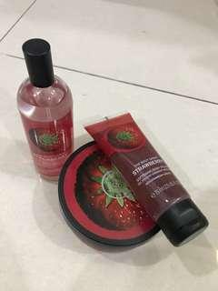 The Body Shop, Body Care