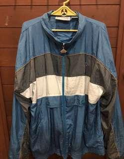 VINTAGE windbreaker jacket 💙