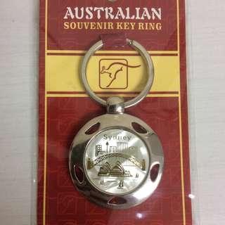 Sydney 悉尼圖像 匙扣 (全新) 購自澳洲