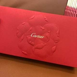 2019 Cartier紅包袋