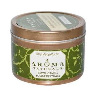 🚚 Aroma Naturals Travel Candle, Meditation