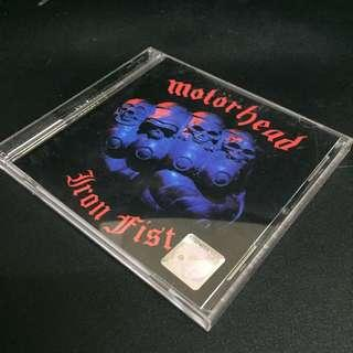 Motorhead - Iron Fist (CD)
