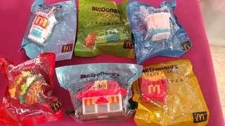 麥當勞玩具