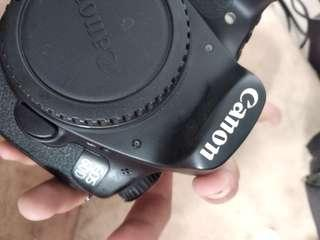 Canon 60D body only nominuss