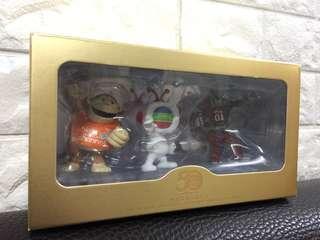TVB 50金禧紀念模型