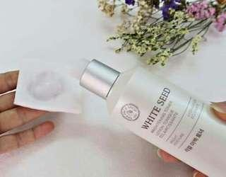 Face Shop White Seed Brightening Lotion