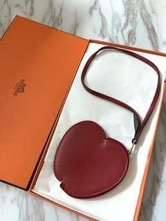 Hermes Apple Charm🍎