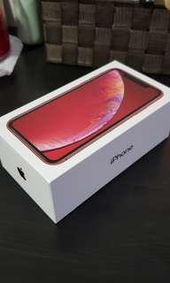 IPHONE XR 128GB (FREE DELIVERY!)