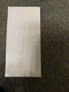 iPhone X/XS Backglass Carbon Fibre Protector