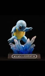 BN Pokemon Squirtle Figurine