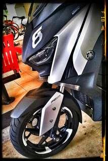 Yamaha Xmax 300.. Decal Works.. A Lil Touch For A Whole Lot Of Difference..