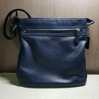 Coach Genuine Leather Sling Bag