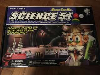 Science 51 Space Lab Kit