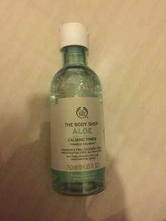 The Body Shop Aloe Toner