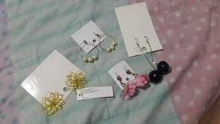 H&M Earrings Bundle