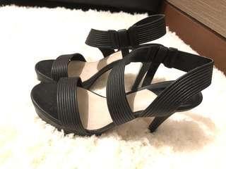Pedro ORI size 37 (12 cm heels) Black