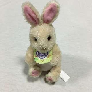 FurReal Friends Feed Me Babies Sip n Wiggle Bunny Pet Plush