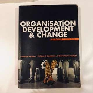 ORGANISATION DEVELOPMENT AND CHANGE #CNY888