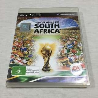 Ps3 Games -2010 FIFA WORLD CUP SOUTH AFRICA