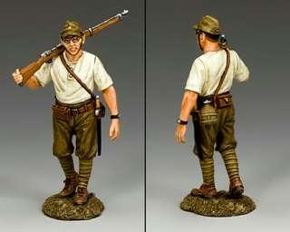 King and Country JN15 Japanese Infantry.