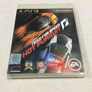 PS3- NEED FOR SPEED HOT PURSUIT