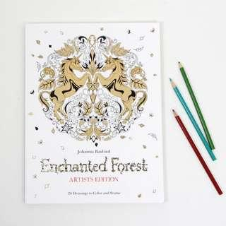 ENCHANTED FOREST (ARTISTS EDITION) #CNY888