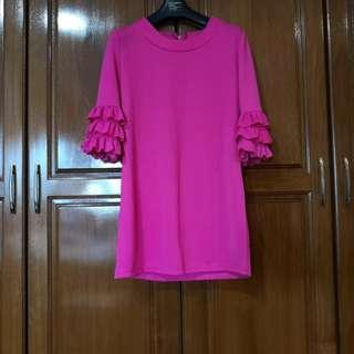 Pink Top/Dress