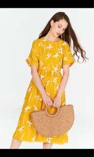 Closetlover flare flower dress
