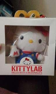 Hello Kitty公仔 $30 個