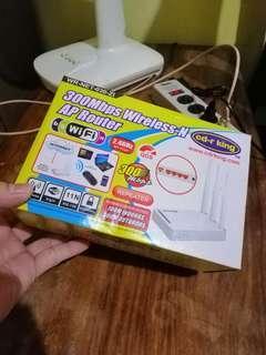 Cdrking wireless ap router
